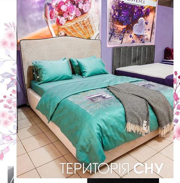 «Територія сну» -  подаруєте собі комфорт, зручність та  здоровий сон.