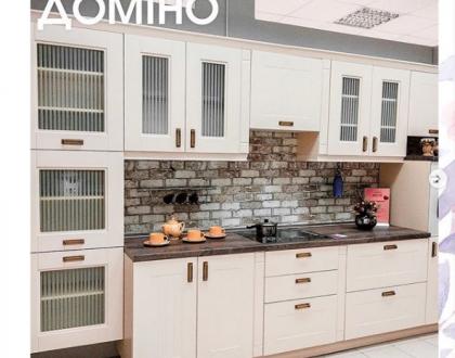 Кухонні меблі у ТЦ «Home Express»  салон меблів-  «Доміно»