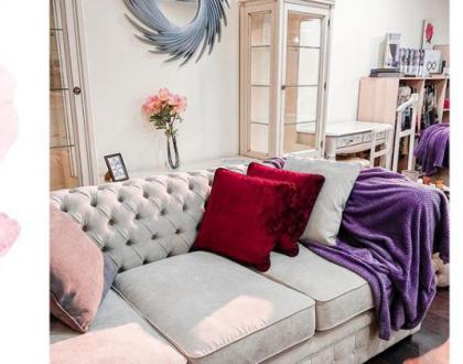 «Delavega» - м'які меблі, які завжди будуть підкреслювати бездоганний смак покупця.