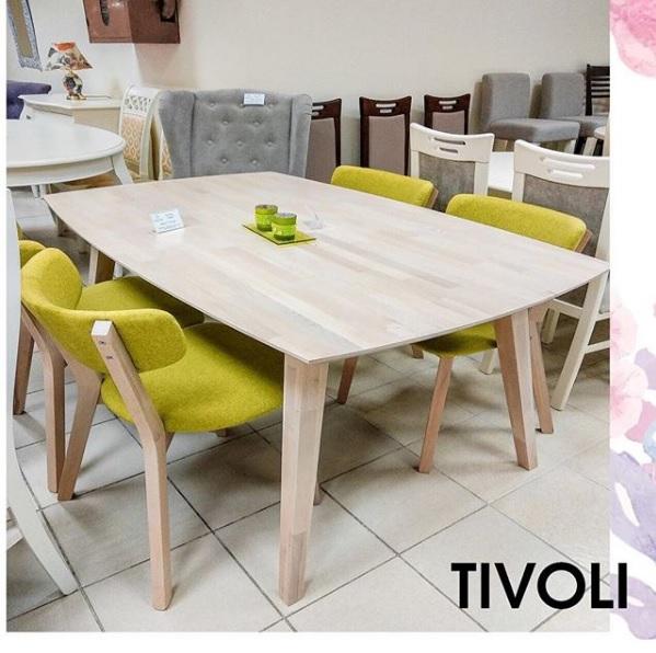 Меблі «Tivoli» - відмінний зразок меблевого мистецтва.