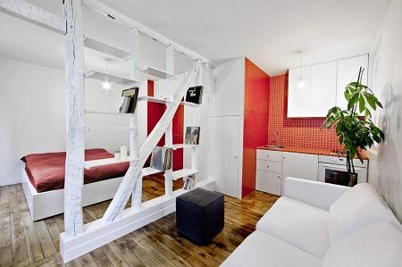 дизайн в маленькій квартирі